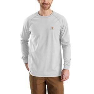 FR Force Long Sleeve T-Shirt - Light Gray