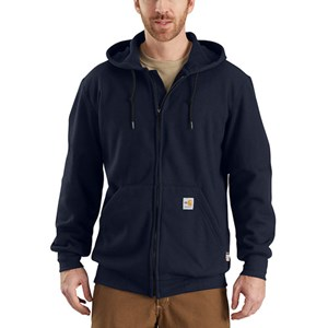FR Heavyweight Zip Front Sweatshirt