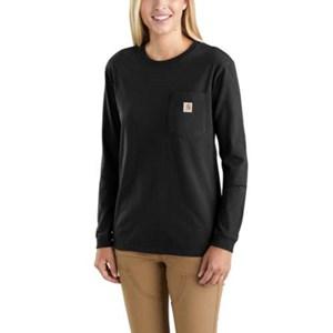 W126 Workwear Pocket Long-Sleeve T-Shirt