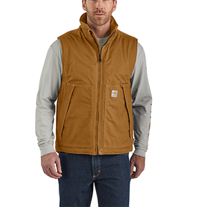 Flame Resistant Quick Duck Insulated Vest