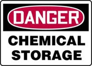 10x14 CHEMICAL STORAGE