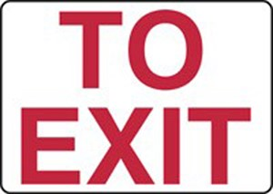 10x14 TO EXIT