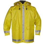 Arclite 1000 Series Waist-Length FR Rain Jacket