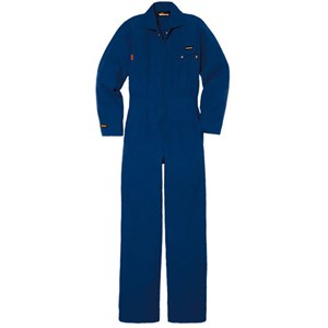 Women's Industrial FR Coverall in 6 oz. Nomex - LG ONLY
