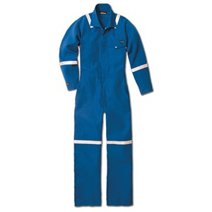 Industrial FR Coverall with Reflective Tape