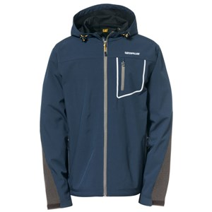 Capstone Hooded Soft Shell Jacket