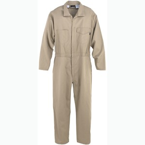 Flame Resistant Coverall in 9.5 oz UltraSoft