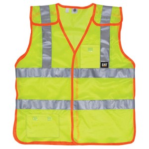 FR Hi-Vis 5-Point Safety Vest