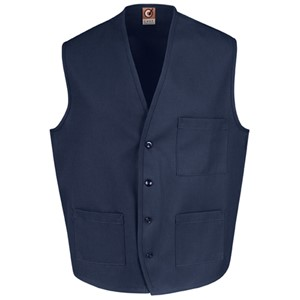 Button-Front Vest