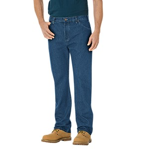 Men's Straight-Fit 6-Pocket Jean