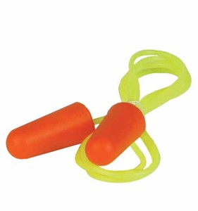 Foam Ear Plugs - Corded