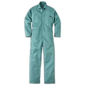 Flame Resistant Gripper Coverall