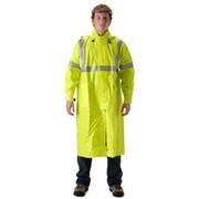 "Arclite HiVis 1500 Series 48"" FR Rain Coat"