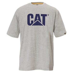 CAT Trademark Logo Tee