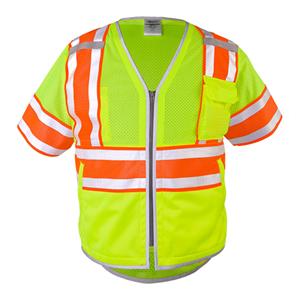 Class 3 Ultimate Reflective Vest