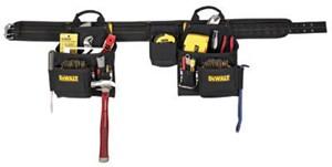 16-Pocket Deluxe Carpenter's Tool Belt