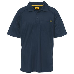 Raglan Performance Pocket Polo