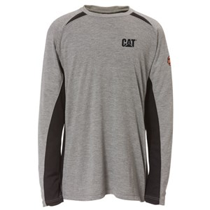 CAT FR Long Sleeve Performance Crew