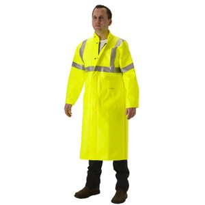 ArcLite Air Hi-Vis FR Full Length Rain Coat