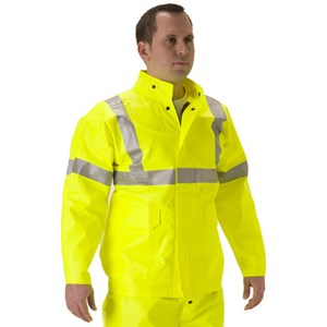 ArcLite Air Hi-Vis FR Rain Jacket