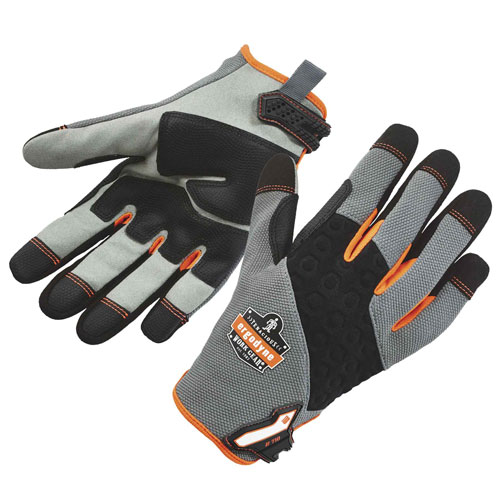 Voltage Rated Gloves : Proflex heavy duty utility gloves