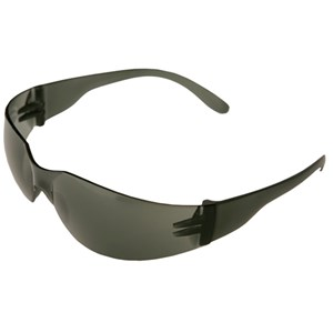 Iprotect Safety Glasses - Smoked Lens