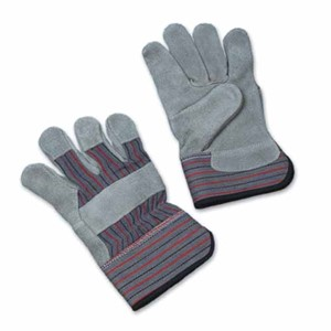 Premium Leather Palm Gloves- 12 per box