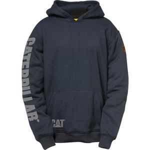 CAT FR Banner Hooded Sweatshirt