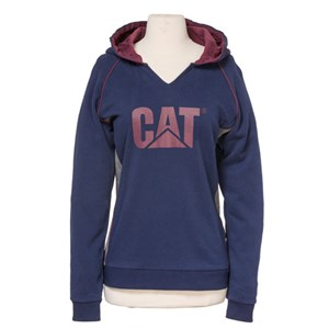 CAT Apparel Ladies Madison H2O Hoodie