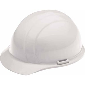 Americana Hard Hat, 4 pt. Suspension with Slide Lock