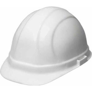 Omega II Hard Hat, 6 pt. slide-lock