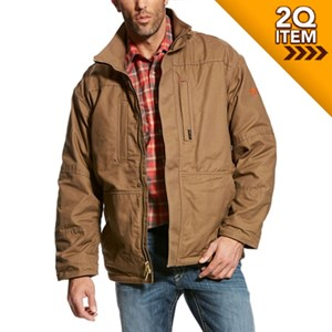 Ariat FR Workhorse Jacket in Khaki