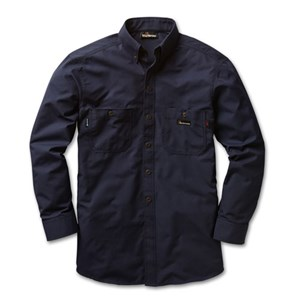 Lightweight GlenGuard Snap Front FR Dress Shirt