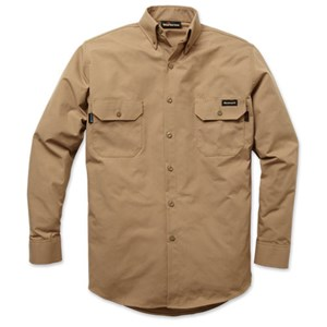 Lightweight GlenGuard Button Down FR Dress Shirt