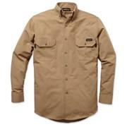 Lightweight GlenGuard Button Down FR Dress Shirt