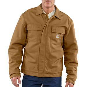 Quilt-Lined Midweight FR Lanyard Access Jacket