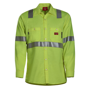 Dickies FR Hi-Vis Work Shirt