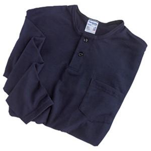 FR Henley Shirt in Nomex Blend Knit
