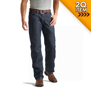 Ariat FR M3 Loose Cut Jean in Shale