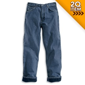 Carhartt FR Lined Jean in Denim
