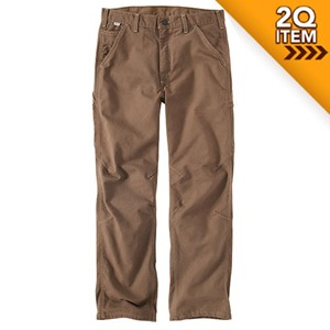 Carhartt FR Duck Dungaree in Mid Brown