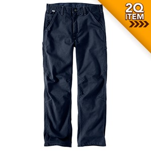 Carhartt FR Duck Dungaree in Dark Navy