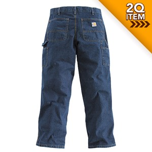 Carhartt Signature FR Denim Dungaree