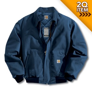 Carhartt FR Bomber Jacket in Navy Blue