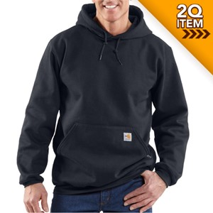 Flame Resistant Pullover Sweatshirt in Navy Blue