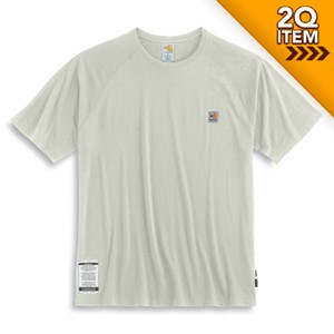 Moisture-Wicking Short Sleeve FR T-Shirt in Sand