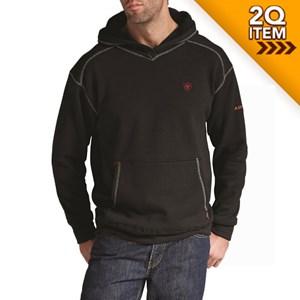 Ariat FR Work Tek Pullover Hoodie in Black