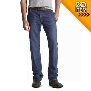 Ariat FR M4 Workhorse Jeans in Flint