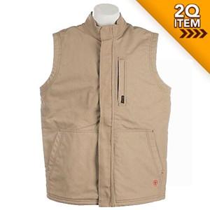 Ariat FR Workhorse Vest in Khaki