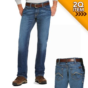 eb05843143 Ariat Flame Resistant Stitched Incline Jean